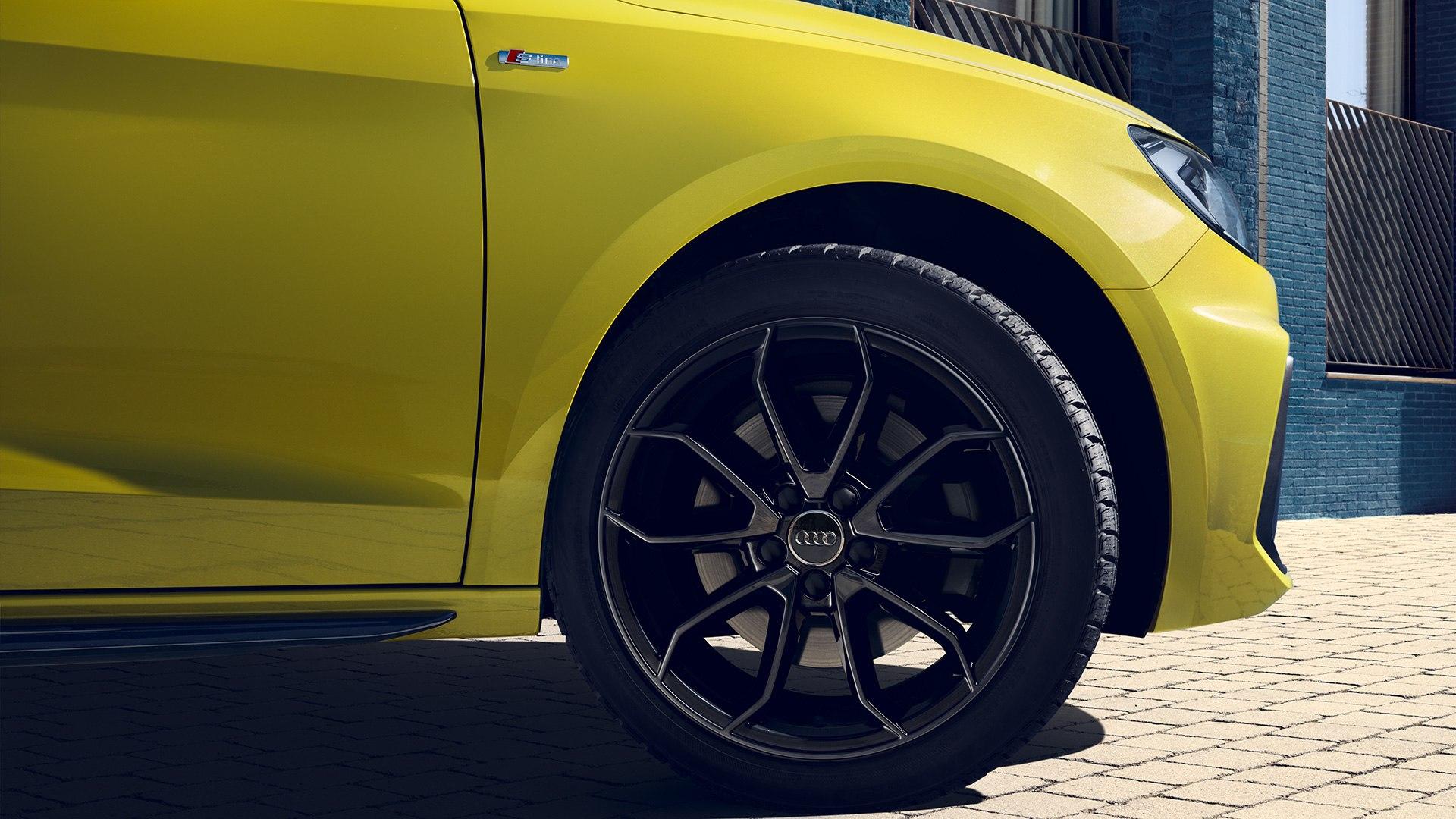 Audi a1 velg
