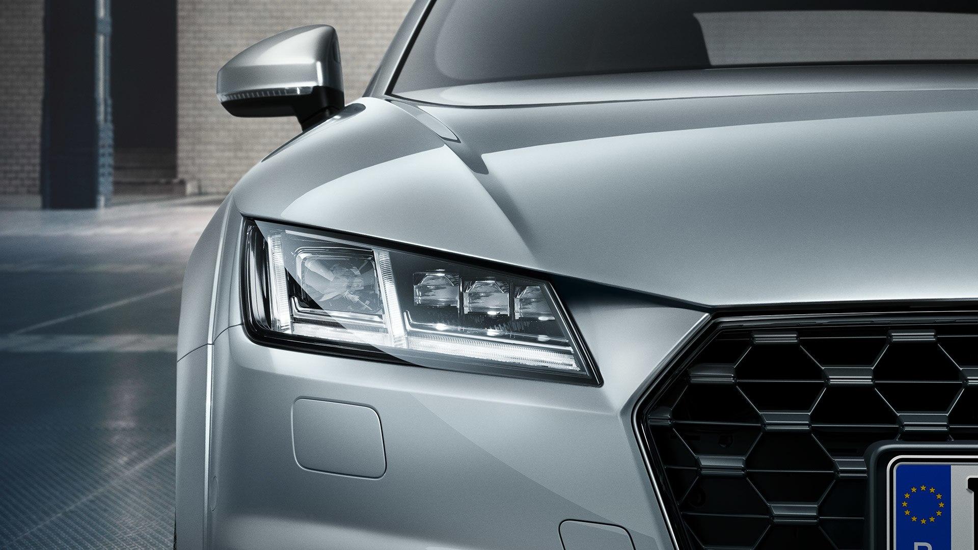 Audi TT koplamp