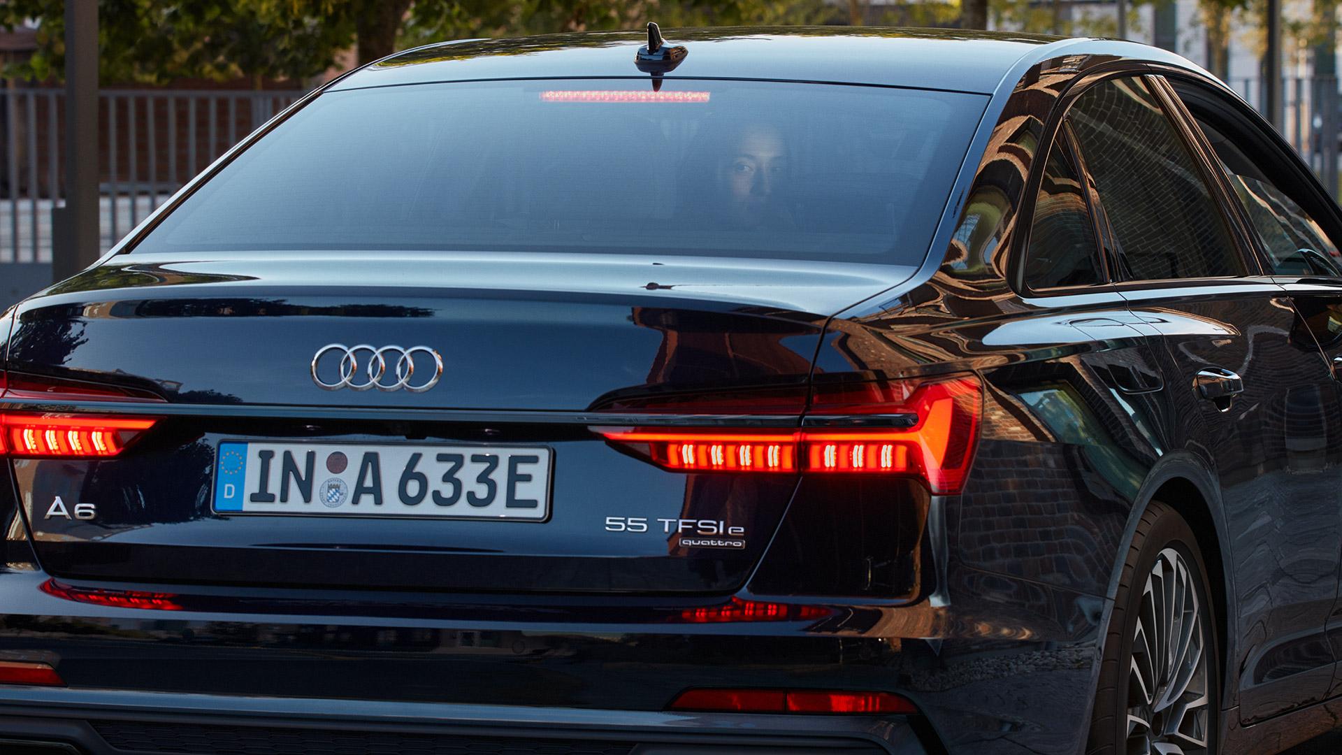 Audi A6 Limousine TFSI e quattro