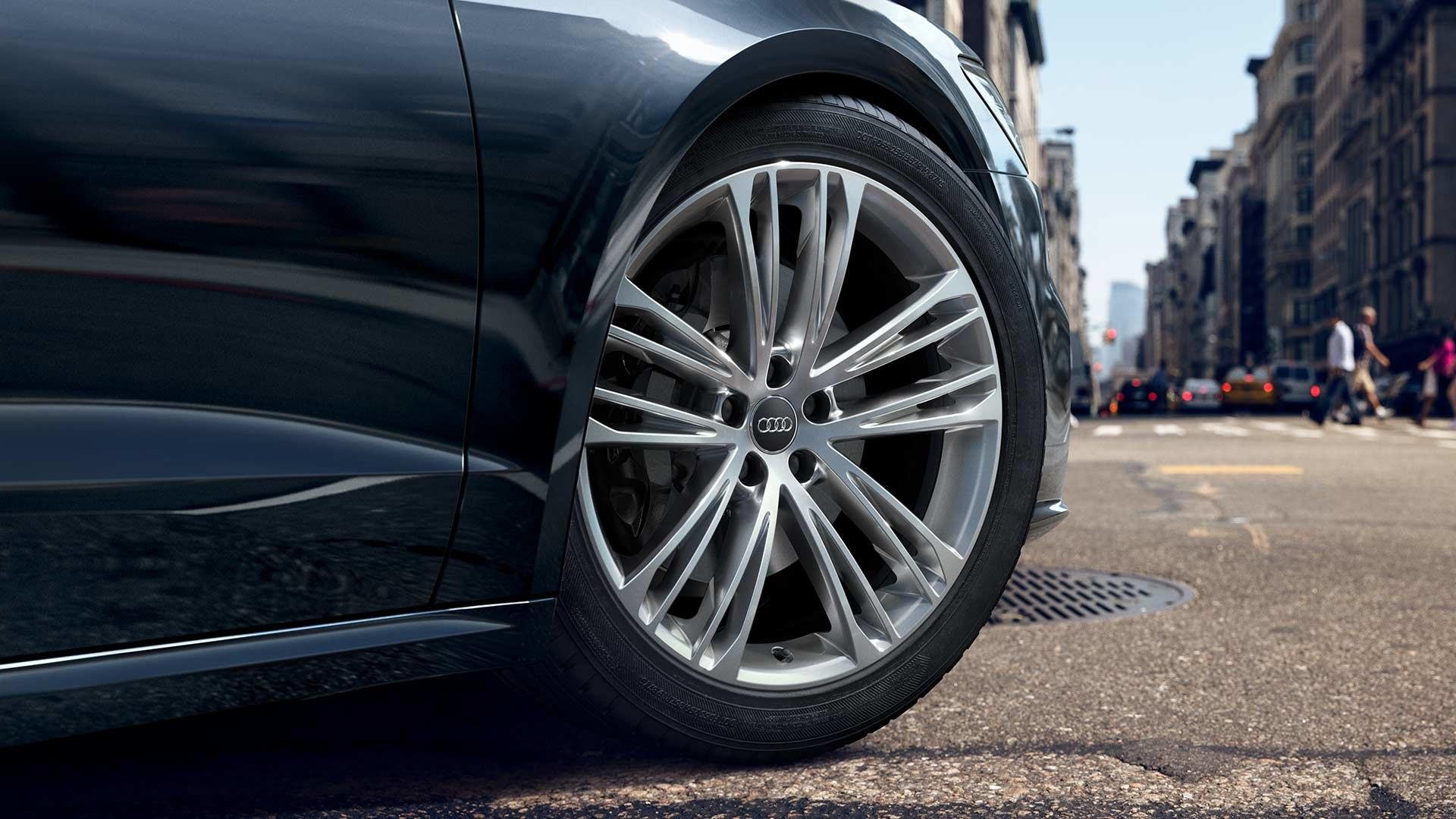 Audi A7 velgen