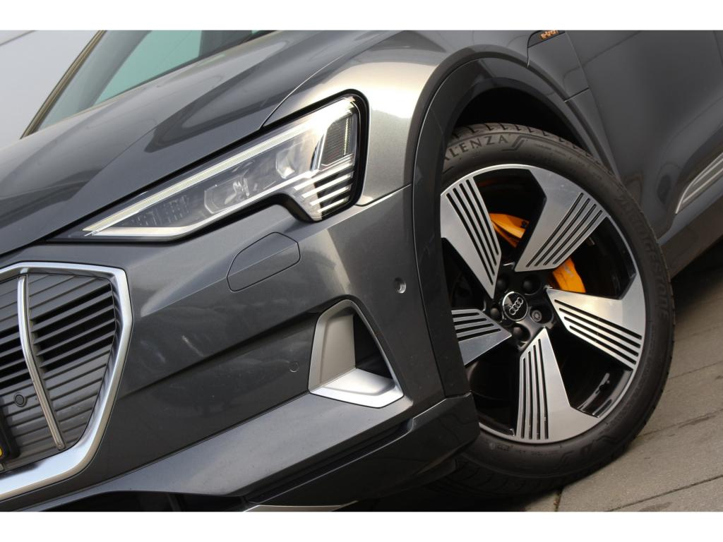 Audi - e-tron 55 quattro Edition One Navigatie Panoramadak Assistentiep - 2019