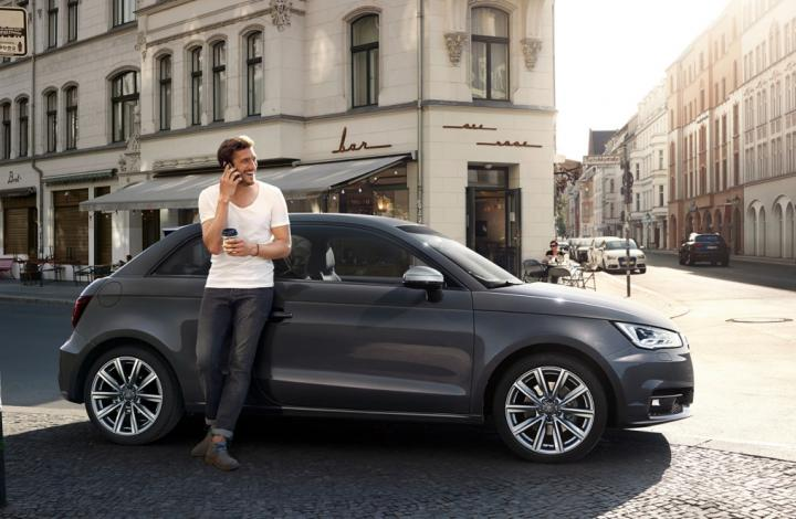 private lease Audi a1